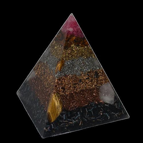Piramidy orgonitowe Kepler L