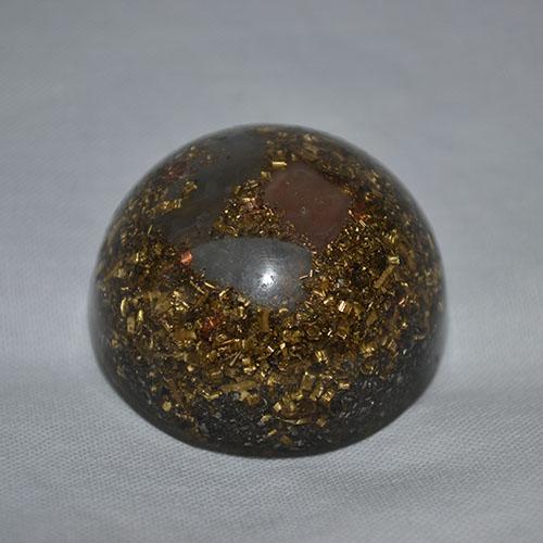 Orgonitová pologuľa - Mesačný kameň