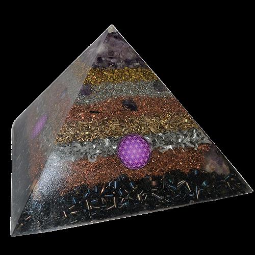 Piramidy orgonitowe Egipt XXL